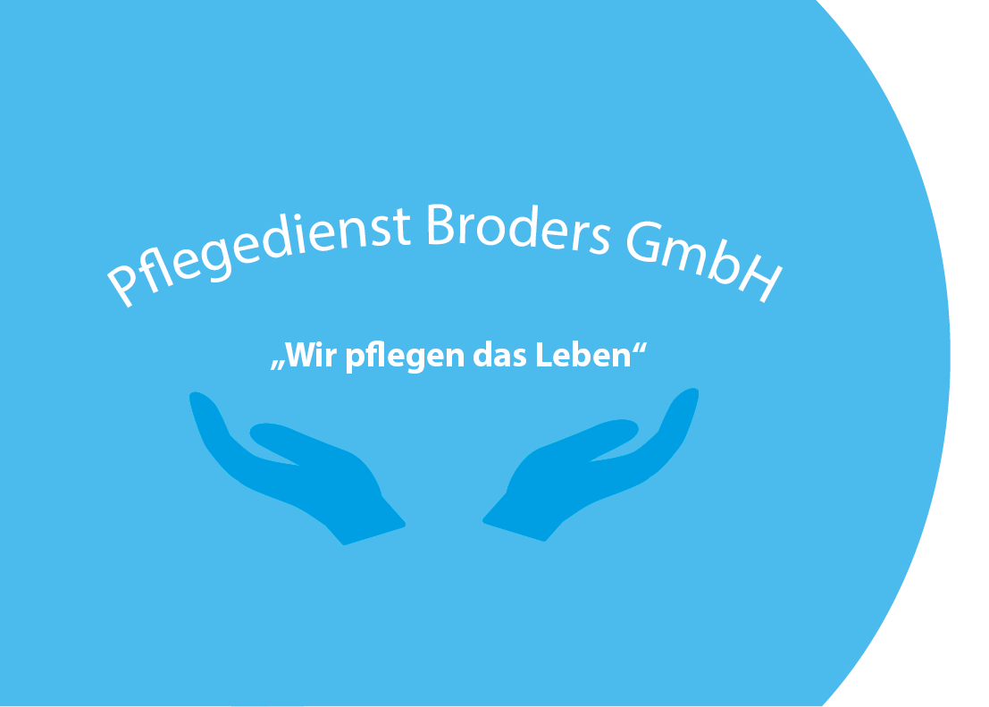Logo for Pflegedienst Broders