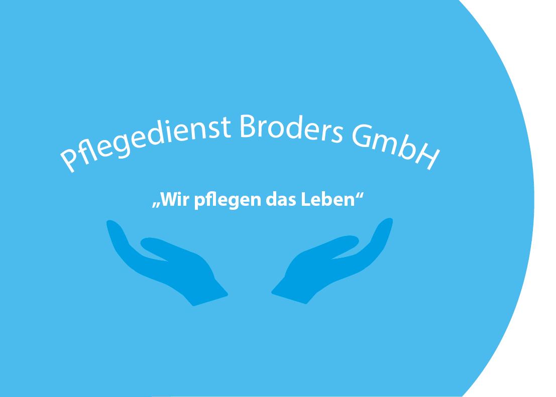 Logo for Pflegedienst Broders